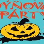 Dýňová párty 4.11.2017 logo