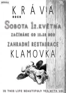 Kráva Klamovka V-2018 - pozvánka