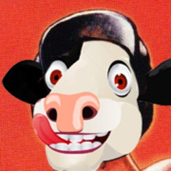 Kráva logo