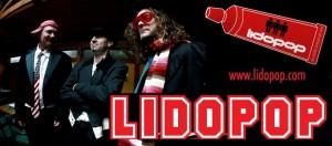 Lidopop banner
