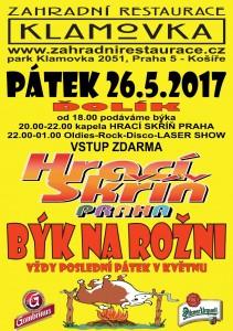 Plakát Ďolík Býk 2017