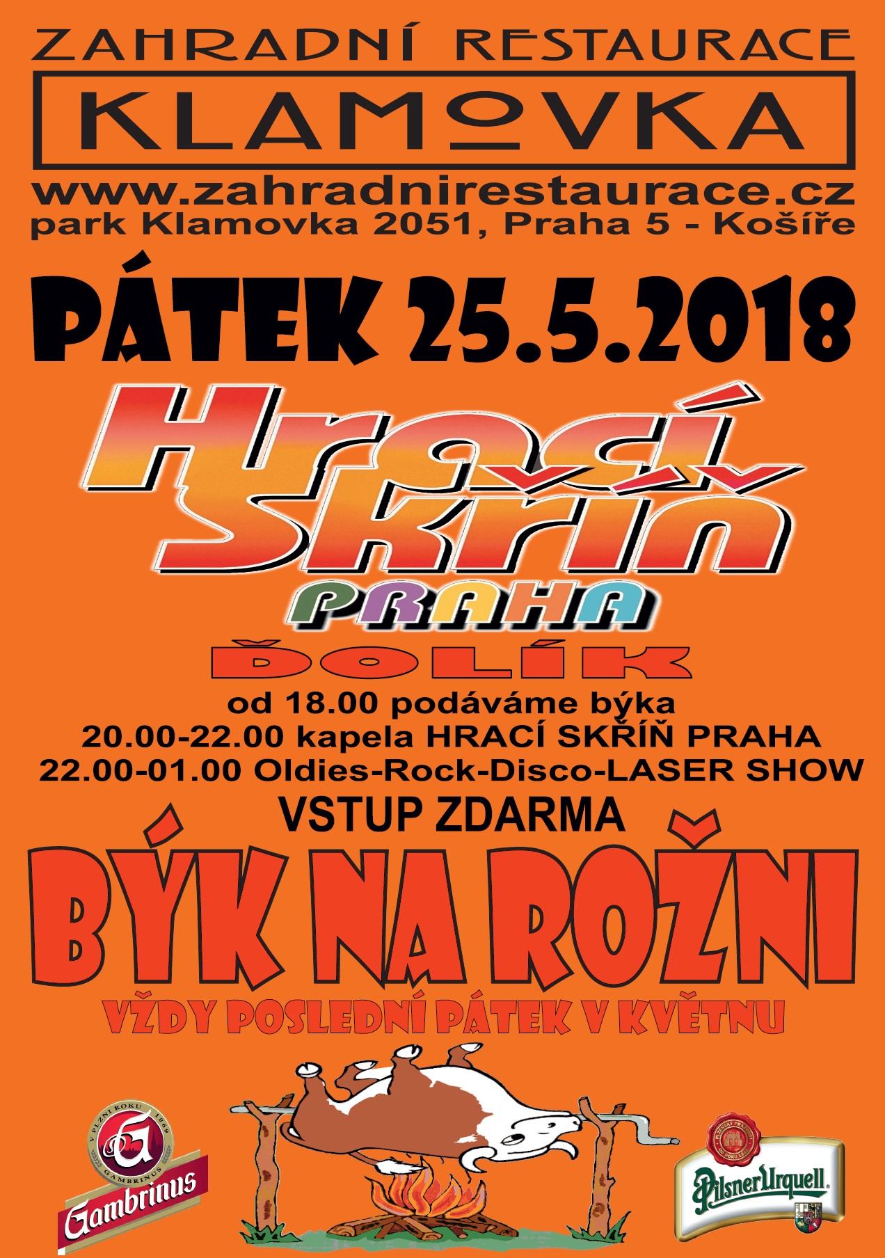 Plakát Ďolík Býk 2018