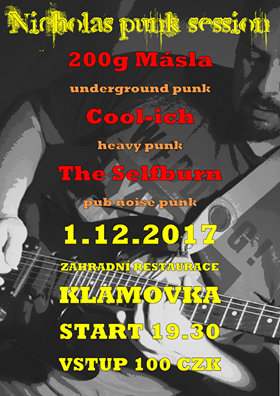 Plakat Crazy punk