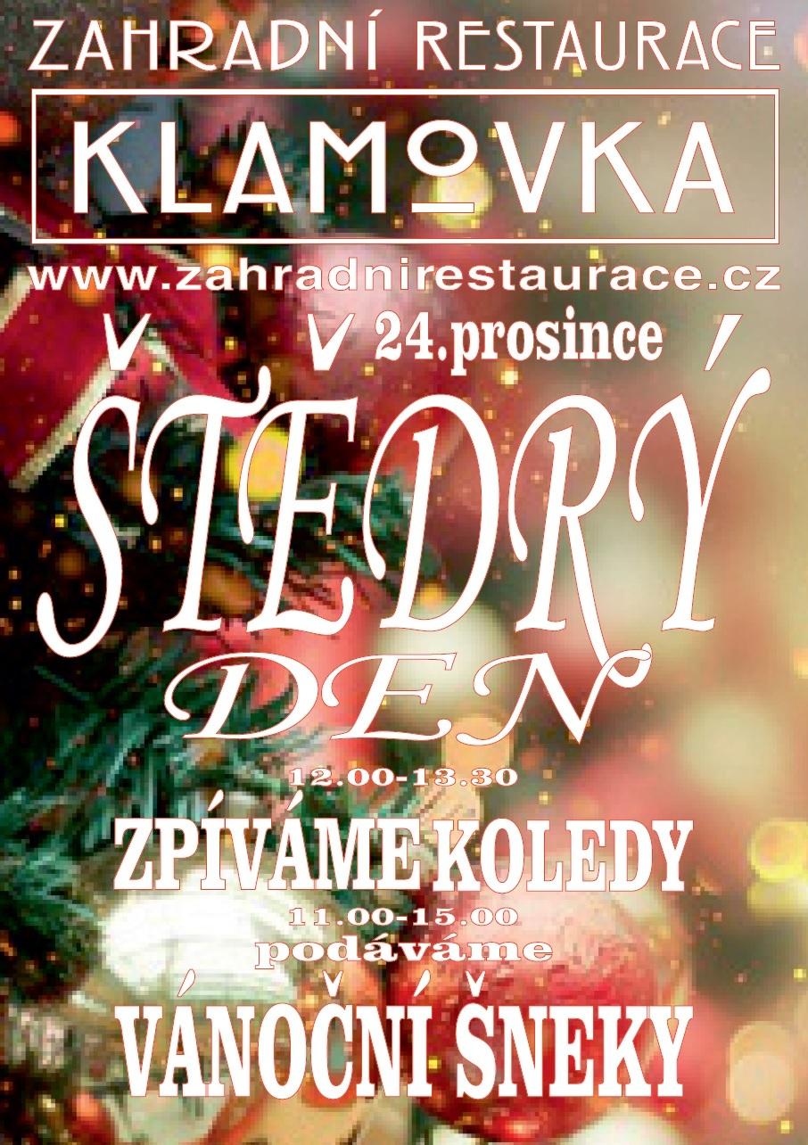 Plakat STEDRY DEN 2018