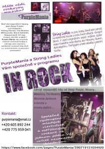 PurpleMania & String Ladies