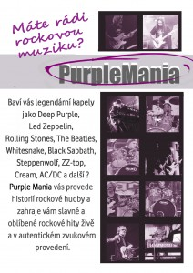 Purplemania banner