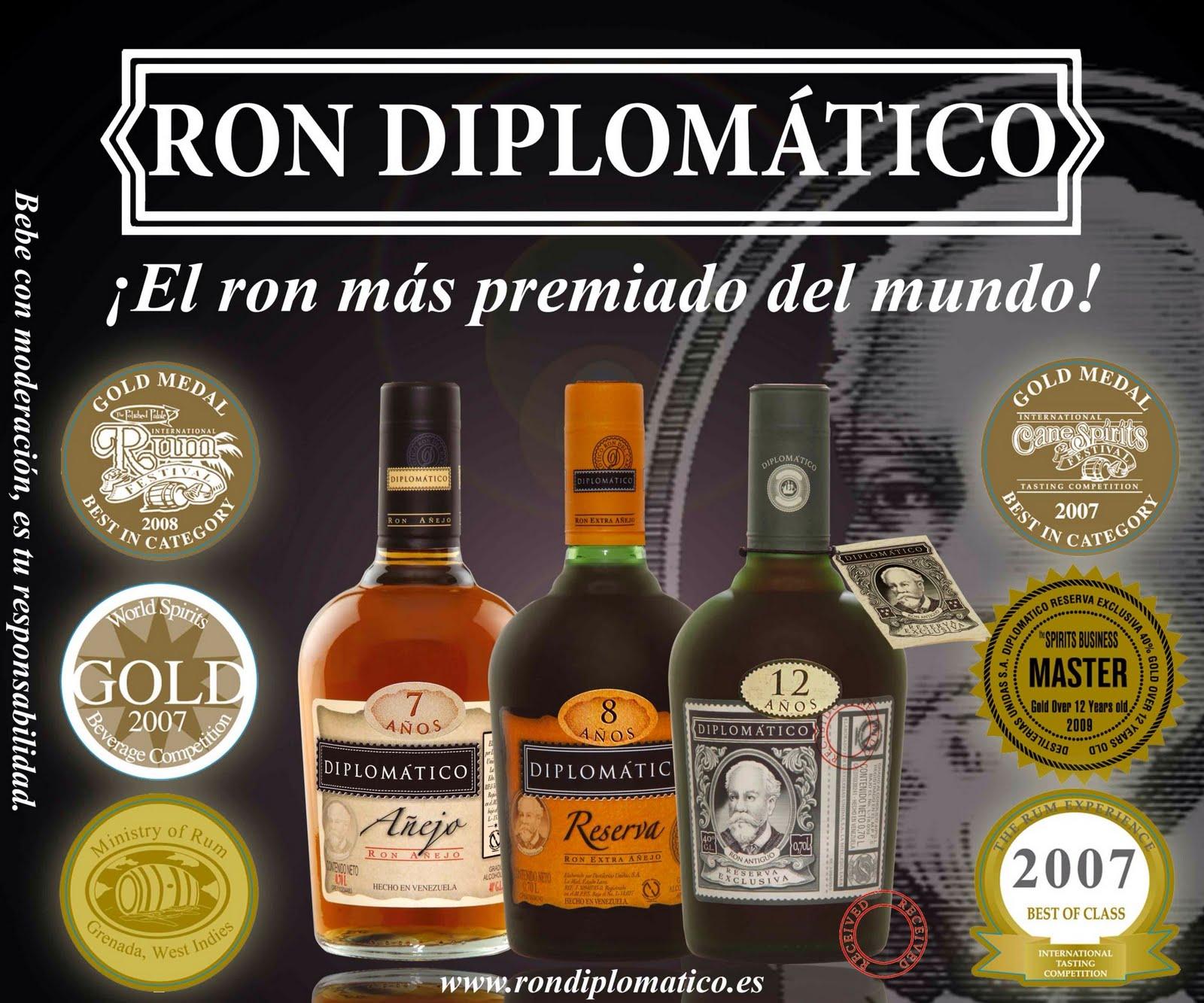 RUM Diplomatico banner