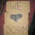 Scram obr