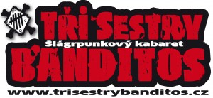 kapely_Tri_Sestry_banditosbanditos_logored